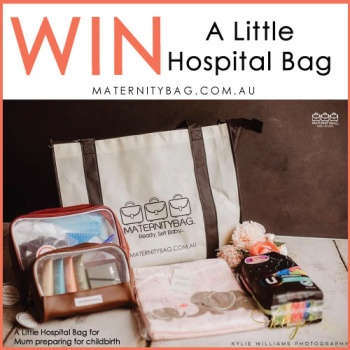 Win a Little Hospital Bag
