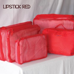 Lipstick Red Organisers