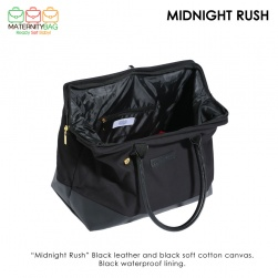 MaternityBag Hospital Bag Wide Opening