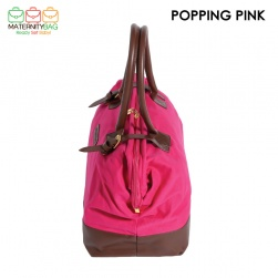 MaternityBag Hospital Bag Popping Pink