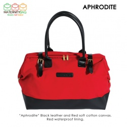 MaternityBag Hospital Bag Aphrodite Red