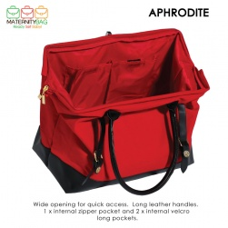 Wide Top Opening MaternityBag