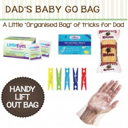 Dads Go Bag