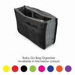 Luxury Baby Go Bag Colours