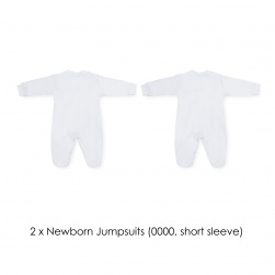 Newborn Jumpsuits Luxury Hospital bag for baby